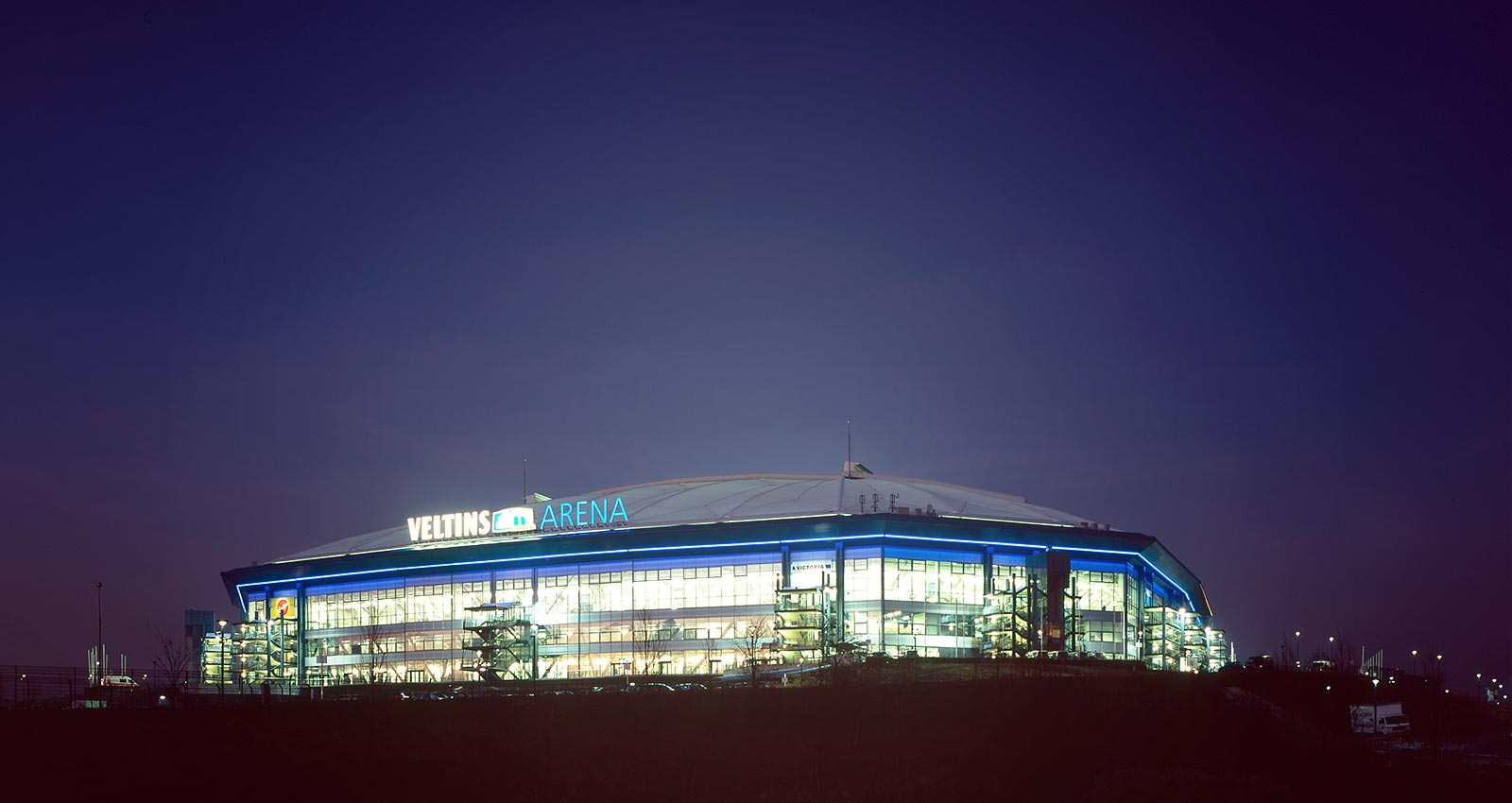FC Schalke 04 - Fussballsponsoring mit Vertrauen
